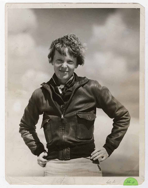 amelia earhart essays Amelia earhart was always the first in her chosen career she was the first woman to receive distinguished flying cross for being the first first aviatrix to fly solo across the atlantic ocean (dillon & goldstein, 1999.